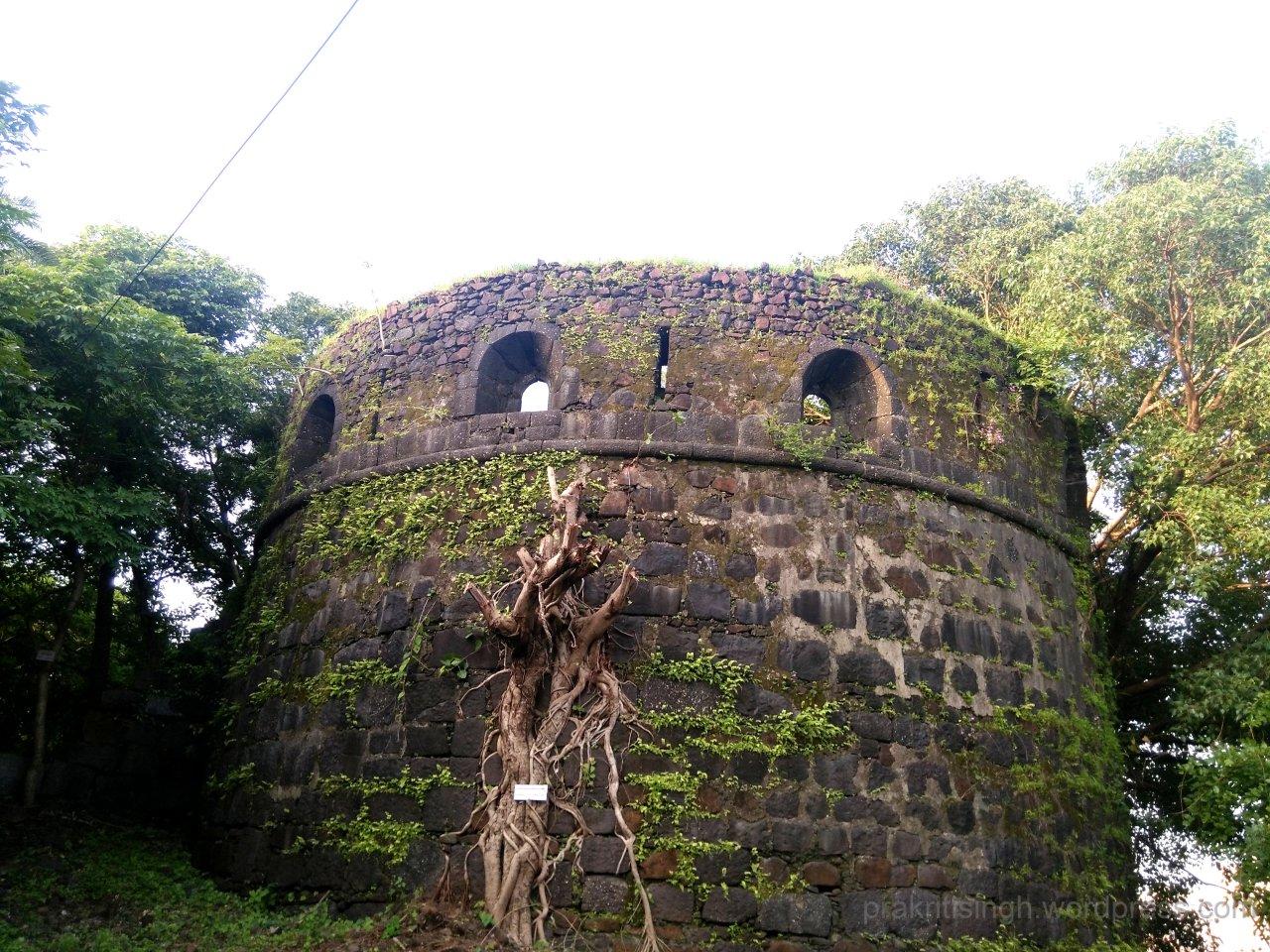 The Road Not Taken: Discovering BelapurFort