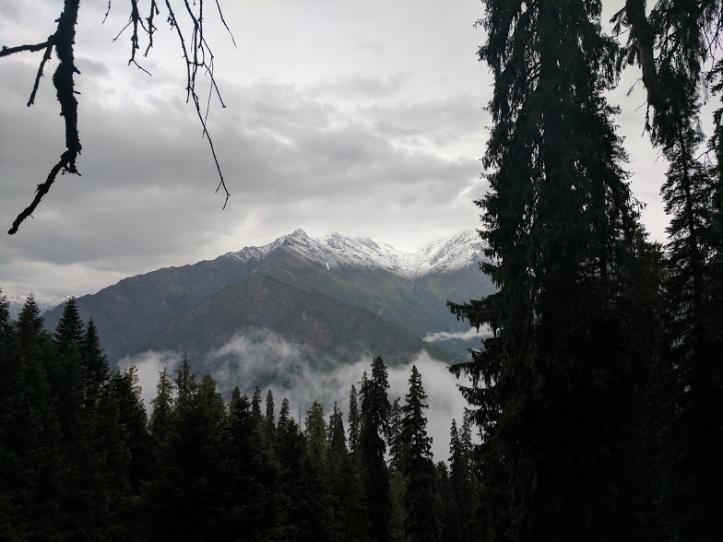 Bhadak descent