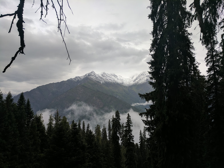 Journey to Wonderland: Kasol to Sar Pass