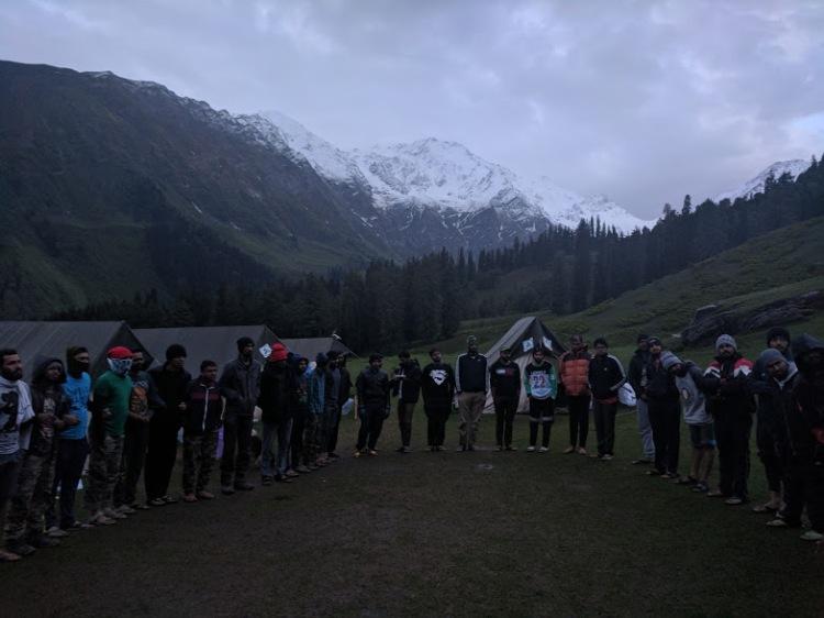 Bhandak group session