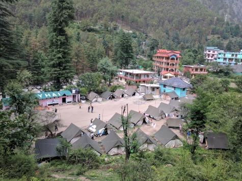 Kasol Base Camp