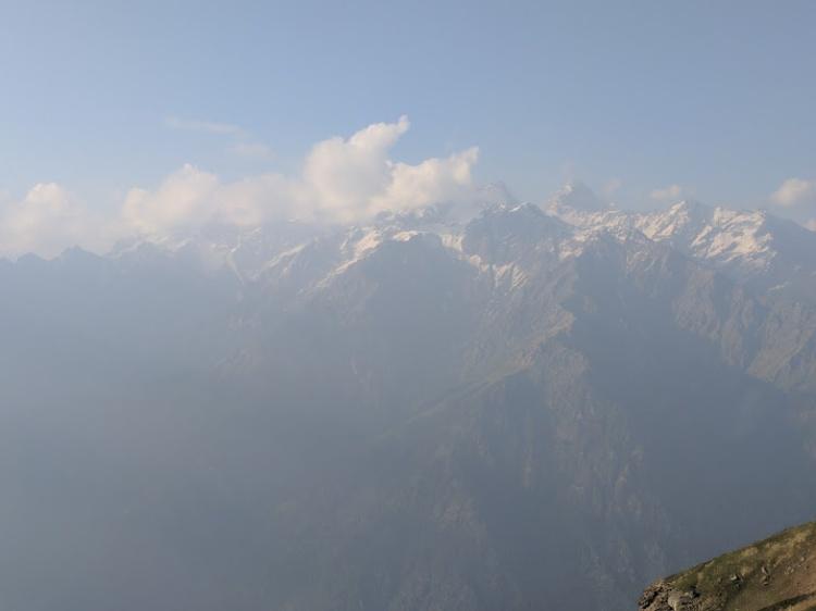 Nagaru view point