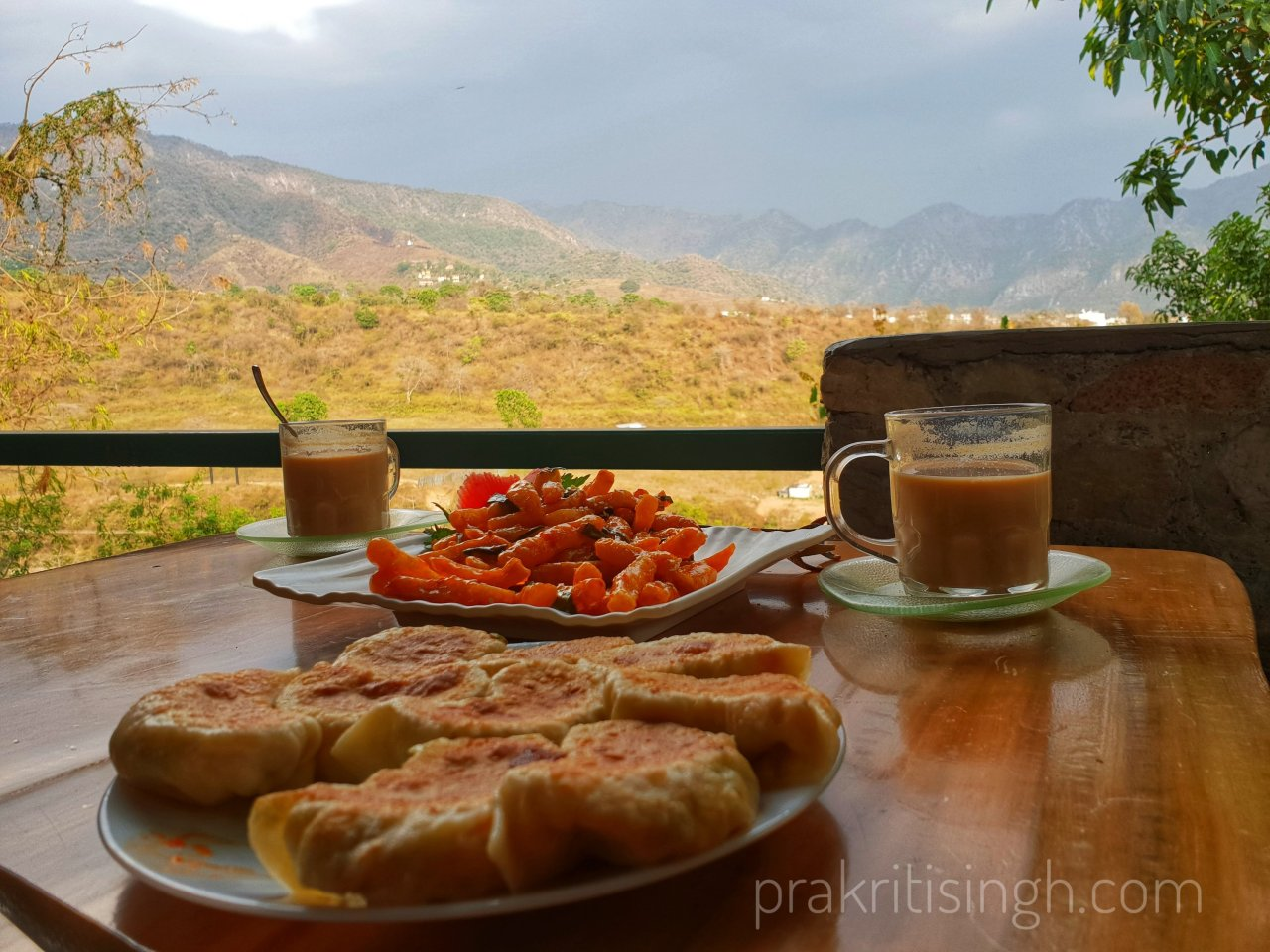 Cafes, Views & Chill – Few Hours inDehradun